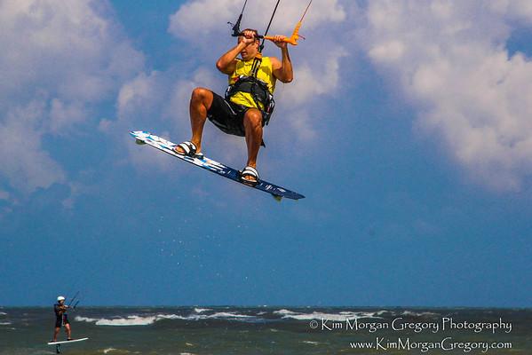 Michael Royal   Kiteboarder
