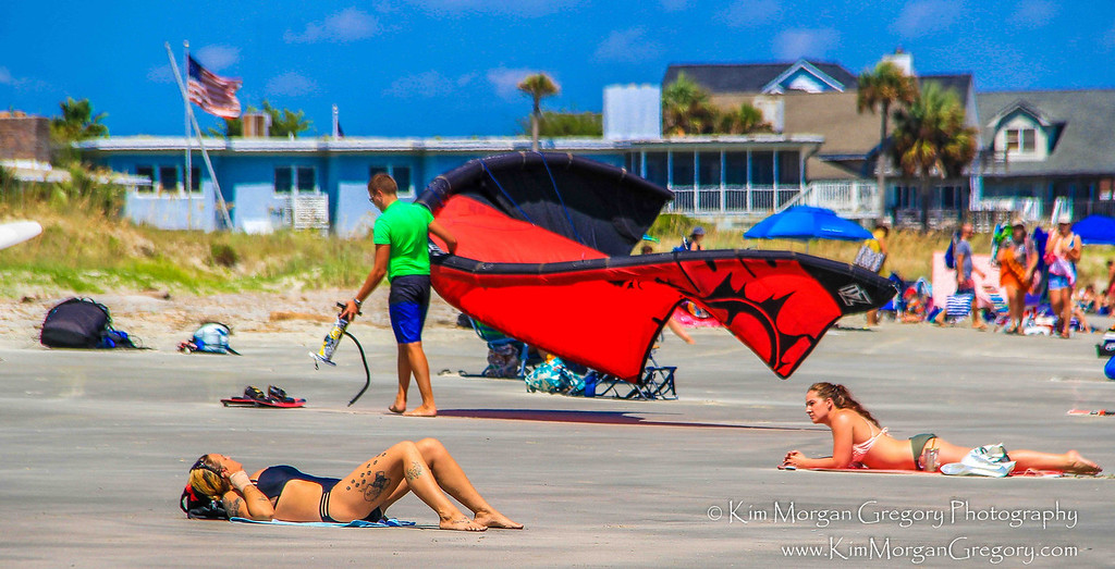 KITEBOARDING PREPARATION