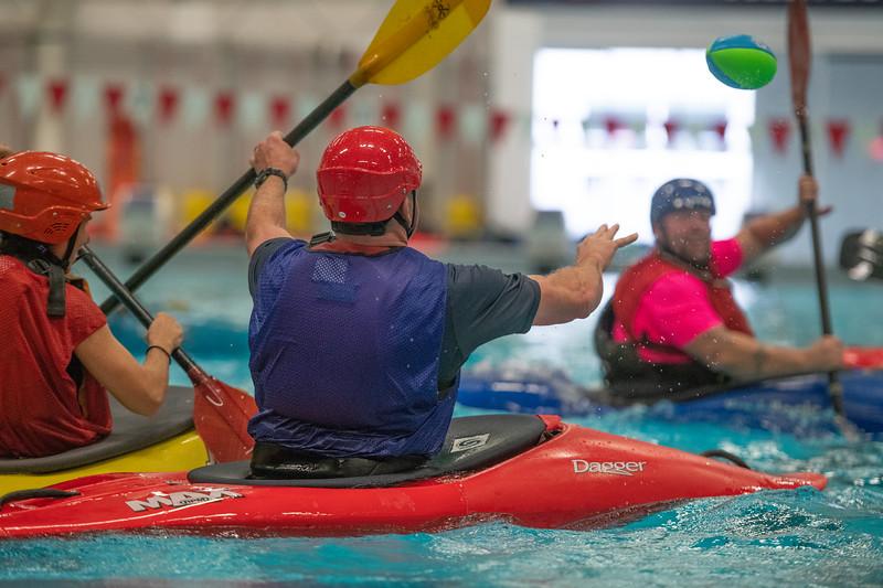 Team River Runner Regional Kayak Football Tournament