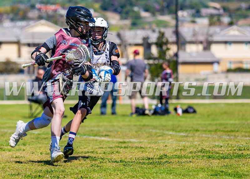 Calabasas vs San Fernando Valley, U13, 03/16/2019