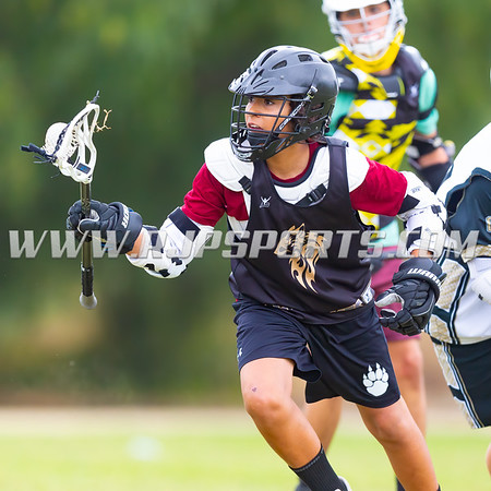 Oak Park vs Calabasas, U15 Stripes