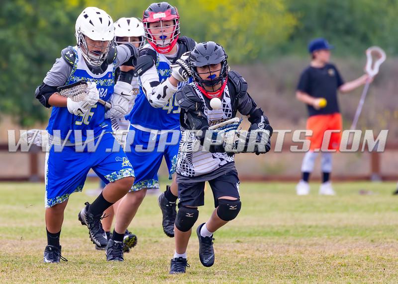 Agoura vs Calabasas Coyotes, U13, Round 1