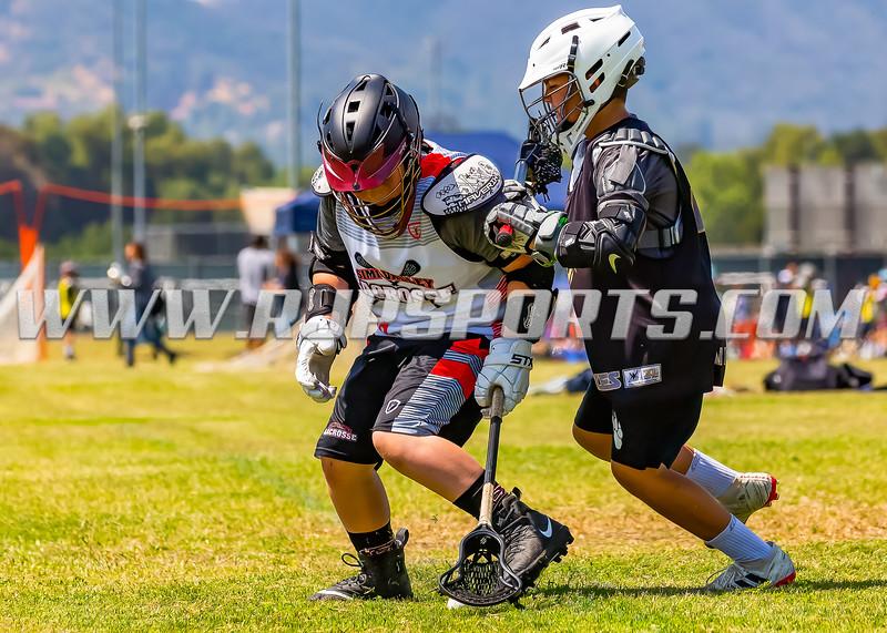 Calabasas Coyotes vs Simi Valley, U13, Round 2