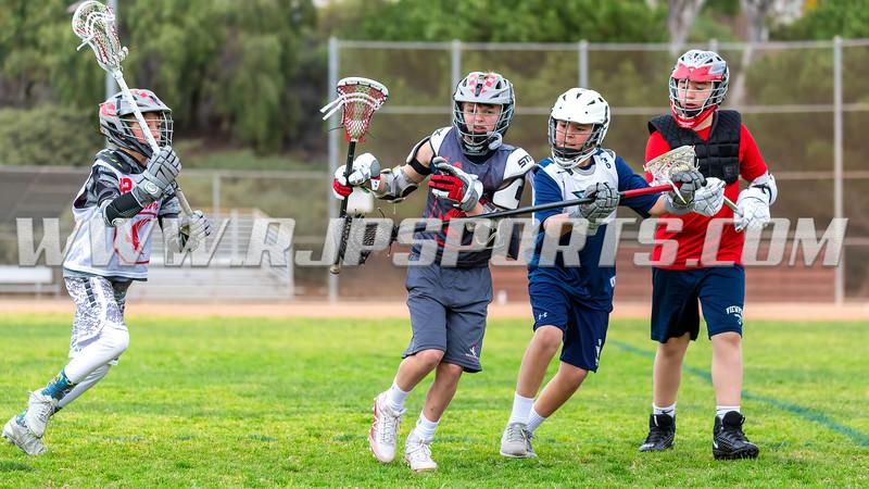 Developmental Club Lacrosse League, Spring Practice, 01/26/2020
