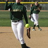 SB_LC HH_1131<br /> Lansdale Catholic's Mary Cate Scott pitches against Hatboro Horsham.<br /> Bob Raines 3.26.12