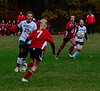 Leland & Gray beats Twin Valley 4-0 during a playoff game at Leland & Gray Union High School on Tuesday, Oct. 25, 2016.  Kristopher Radder / Reformer Staff