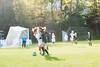 KELLY FLETCHER, REFORMER CORRESPONDENT -- The Rebel girls' soccer team hosted the Rivendell Ravens on senior day Friday in Townshen