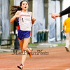 Winnacunnet's Alexa Pelletier wins the Girls 3000m run earning a state record @ the NHIAA Division I Indoor Track & Field Championships @ Dartmouth College Hanover, NH on Sunday 2-3-2013.  Photo by Matt Parker.