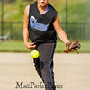 Macie Harkovich of the Grils U10 Seacoast Breakers Softball Team <br /> pitches in the Championship game of the Brawl at the Beach Softball Tournament on Sunday 6-23-2013.  Matt Parker Photo