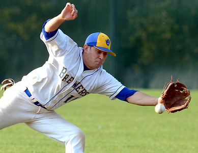 PHOTOS: Ambler Brewers vs Collegeville Black Sox