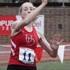 Morgan UD_5018<br /> High School Girls' High Jump<br /> Taylor Morgan, Upper Dublin<br /> Bob Raines 04.26.12