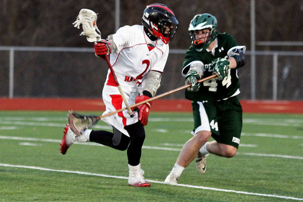 Pennridge at Hatboro Horsham boys lacrosse