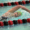 SW_PR HH_4375  Alexis Detwiler swims the freestyle leg of her 200 m. individual medley.