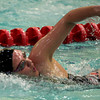 SW_PR HH_4298     Hatboro Horsham's Rachel Riemenschneider swims against Pennridge in the 200m. freestyle.