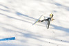 KRISTOPHER RADDER - BRATTLEBORO REFORMER<br /> Chris Lamb remained still after landing during the Pepsi Challenge / US Cup at the Harris Hill Ski Jump in Brattleboro, Vt., on Saturday, Feb. 18, 2017. Lamb came in 1st in the open competition with a final score of 247.5