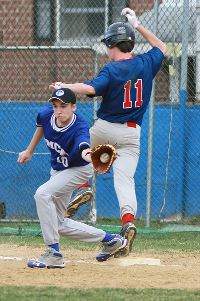 Phil-Mont Christian at Jenkintown baseball