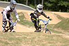 Pro BMX Racers Ty Robinson and Raymond Yoder.