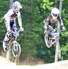 Pro BMX Racers Ty Robinson and Raymond Yoder