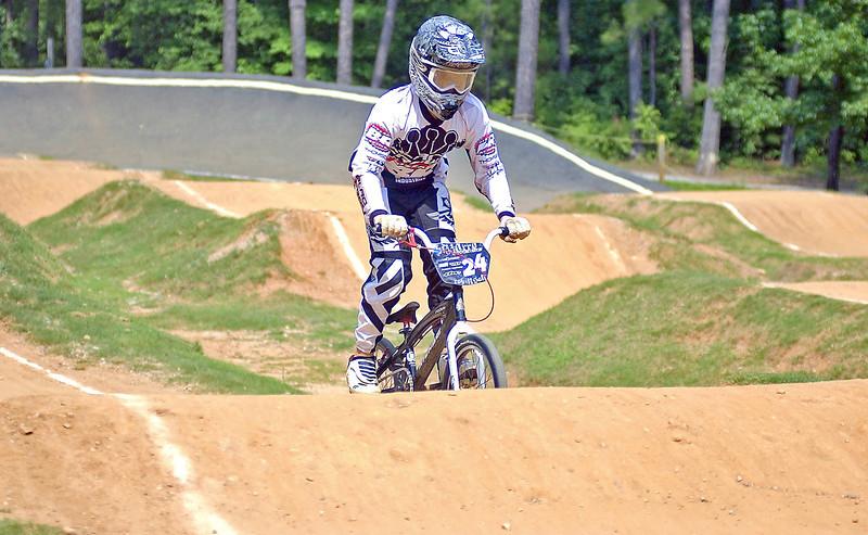 Pro BMX Racer Ty Robinson