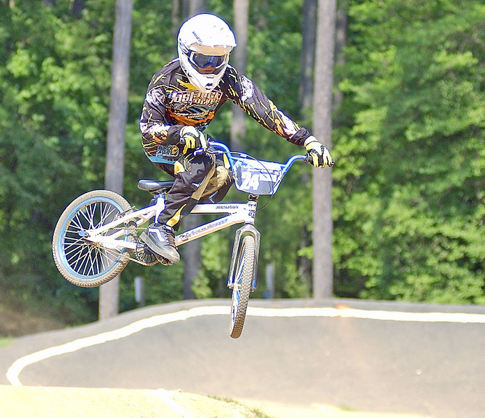 Pro BMX Racer Raymond Yoder