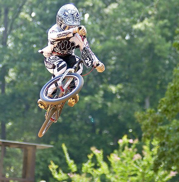 Pro BMX Racers Ty Robinson