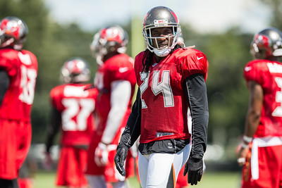 Tampa Bay Buccaneers Training Camp Mike Jenkins
