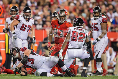 Atlanta Falcons at Tampa Bay Buccaneers