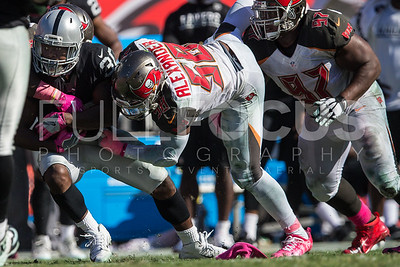 Oakland Raiders at Tampa Bay Buccaneers