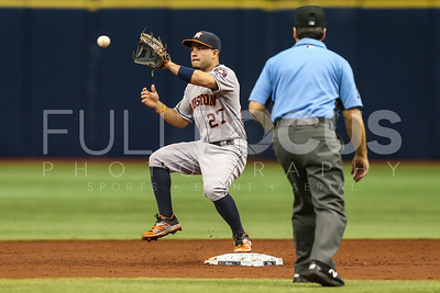 Tampa Bay Rays V Houston Astros GM3