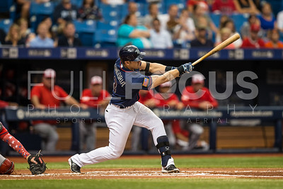 Tampa Bay Rays vs Los Angeles Angels GM1