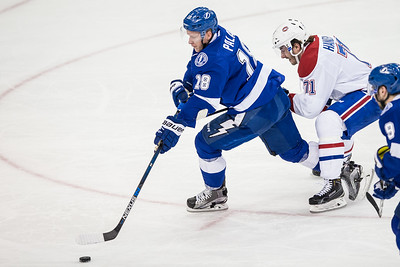 Tampa Bay Lightning vs Montreal Canadiens
