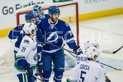 Tampa Bay Lightning vs Vancouver Canucks