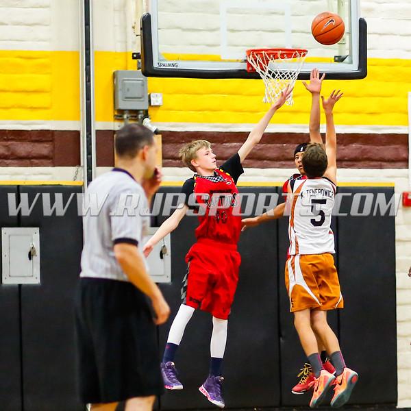 Club Basketball - Burbank Raptors - Calabasas High School Gym
