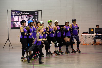 ROLLERDERBY in Minot, ND