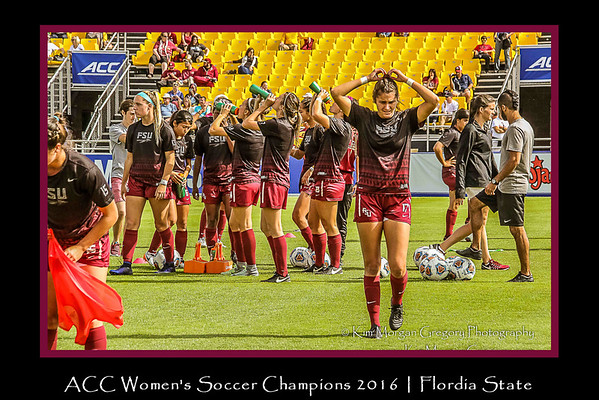 ACC Soccer CHAMPIONS | FLORIDA STATE