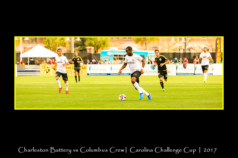 BATTERY vs COLUMBUS CREW   2-22-17