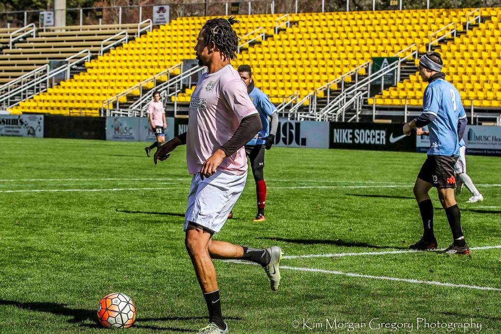 BATTERY Player Trials   MUSC Health Stadium