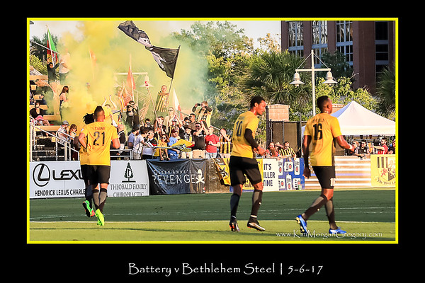 BATTERY v BETHLEHEM STEEL FC | 5-6-17