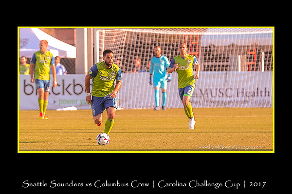 SEATTLE SOUNDERS vs COLUMBUS CREW 2017