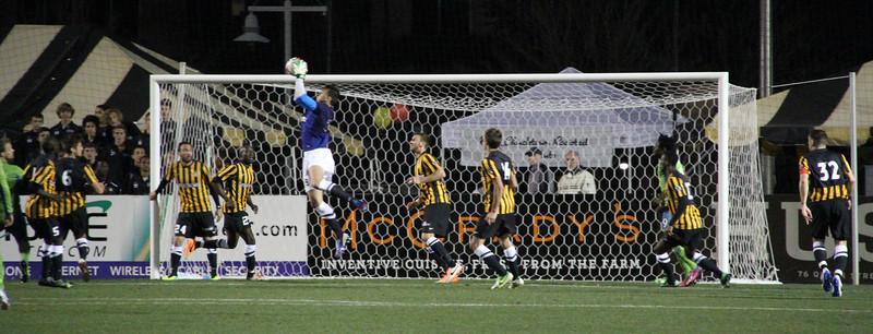 Carolina Challenge Cup  Charleston BATTERY vs Seattle; Blackbaud Stadium, Daniel Island, SC