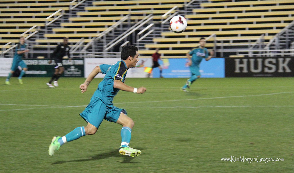 BATTERY vs Coastal Carolina Preseason