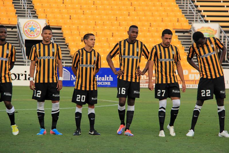 BATTERY vs Orlando City U23 US Open Cup