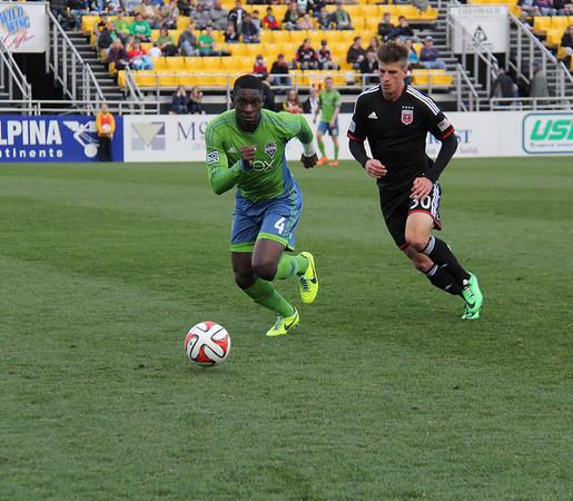 Carolina Challenge Cup Sounders vs DC United                              Blackbaud Stadium; Daniel Island, SC