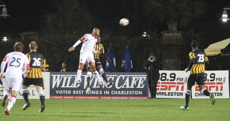 Carolina Challenge Cup  Charleston BATTERY vs DC United; Blackbaud Stadium, Daniel Island SC