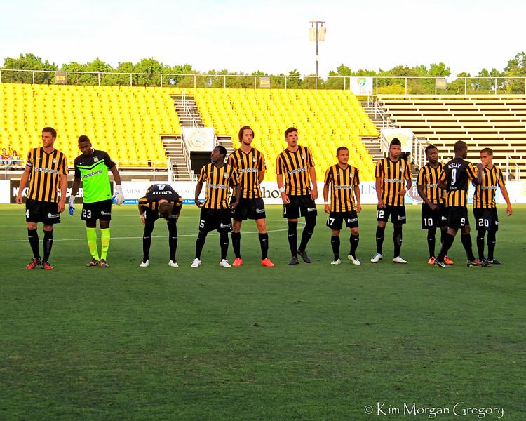 BATTERY vs Ft. Lauderdale   US Open Cup