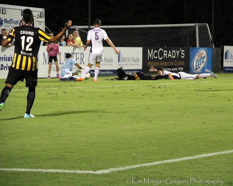 BATTERY vs Louisville City FC | 9-12-15