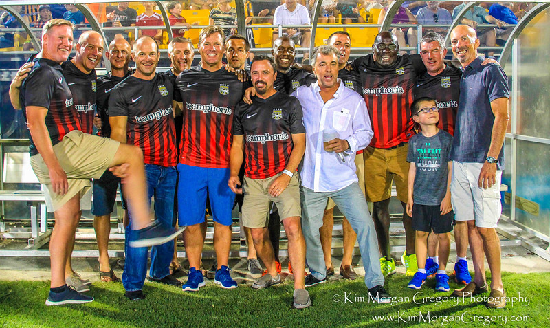 1996 USISL CHARLESTON BATTERY CHAMPIONS