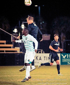 BATTERY vs Coastal Carolina | 0 2-17-16 | Preseason