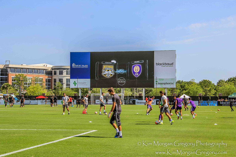 MUSC HEALTH STADIUM | 3,000 square foot video board