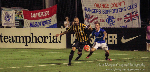 BATTERY v RANGERS FC | 7-6-16 | 2nd Half